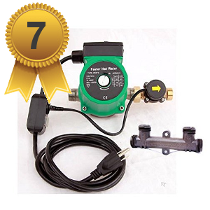 Top 7 hot water recirculator systems for Pros and cons of hot water recirculating pump